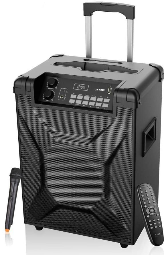 sprzedaż online wykwintny styl bardzo tanie Głośnik Fenda T2 przenośna walizka mikrofon bluetooth pilot